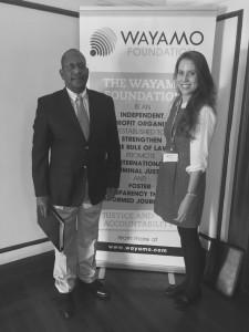 with DPP of Kenya